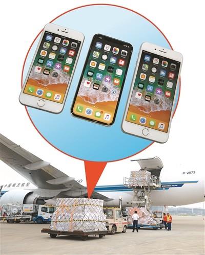 为何无法回美国生产 全球一半苹果手机来自郑州(组图)