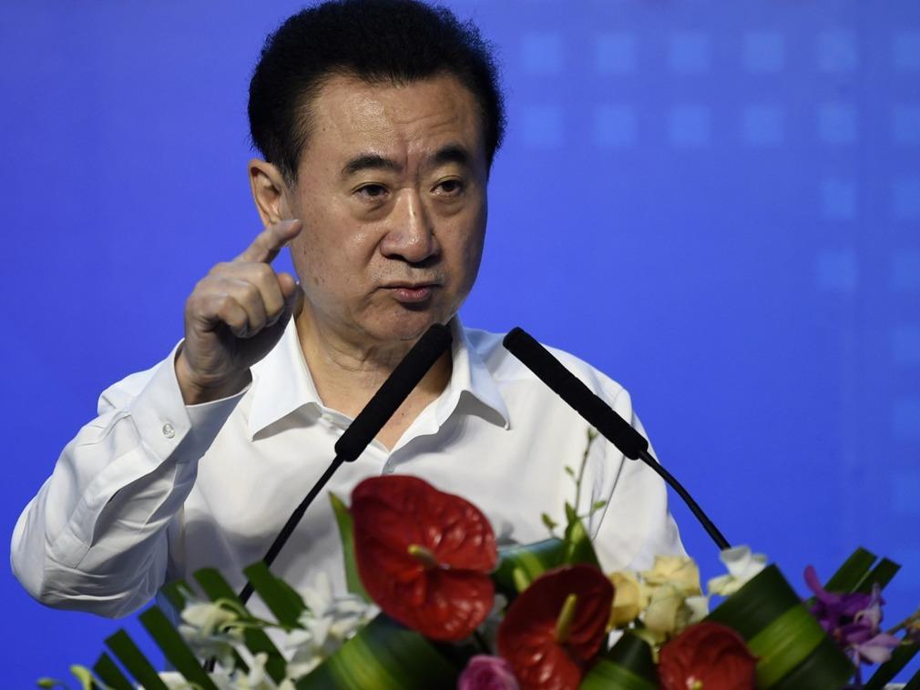 王健林一举动暴露其目的 北京一大目标(图)