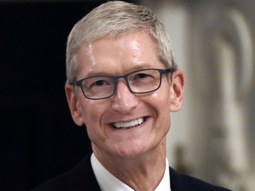 苹果CEO:怎样跻身中产?一项技能很重要(图)