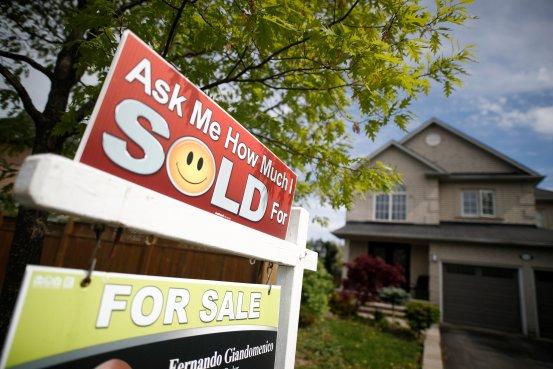 全球楼市泡沫指数,多伦多和温哥华分列第一第四