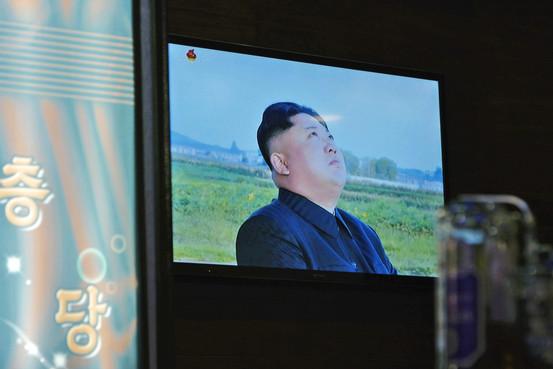 朝鲜来信:搞核试验时,我们过着这样的生活(图)