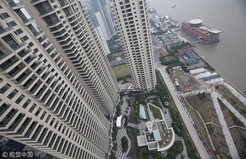 上海房价纪录刷新:汤臣一品豪宅每平34万(组图)
