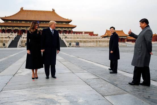 美国对中国示好反应冷淡 贸易战隐忧加剧(图)