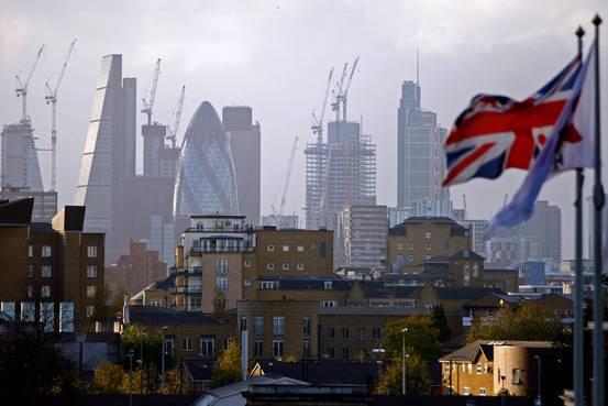"""亚洲富人正抢购伦敦地标房产""""奶酪刨""""(图)"""