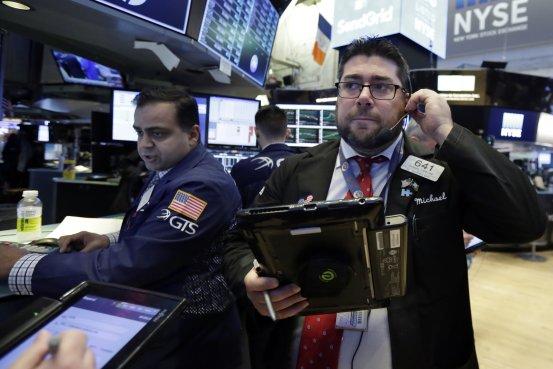 美企和大手笔股票回购说再见(图)