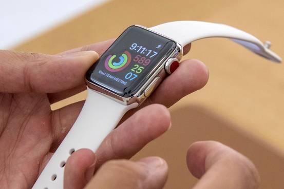 苹果首次参与医学研究,展现进军医疗市场雄心(图)