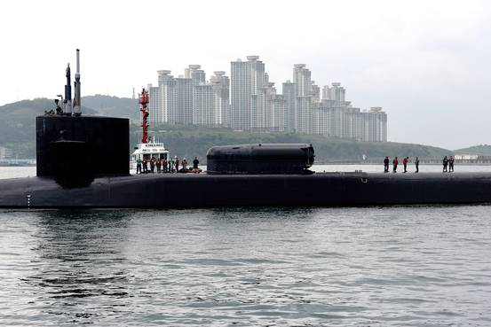 美国计划开发两种新型海基核武器(组图)