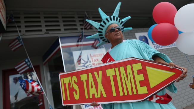 想提早报税 别犯这3错误(图)