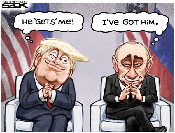 特朗普:这是侮辱!媒体:真正的战争还没开始!