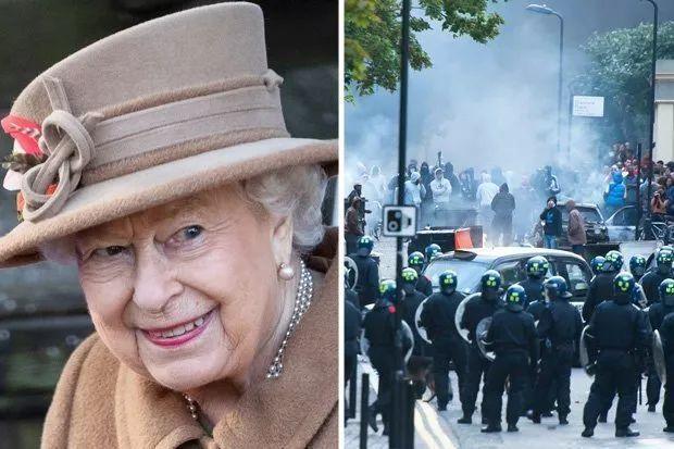 """""""无协议脱欧""""有多可怕,女王都要撤离伦敦了?"""