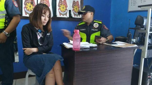 张家乐遭菲律宾移民局拘留
