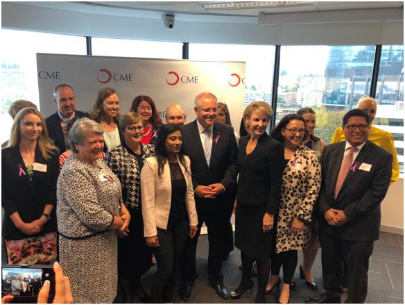 澳大利亞總理:女性獲得權利不應以犧牲男性為代價