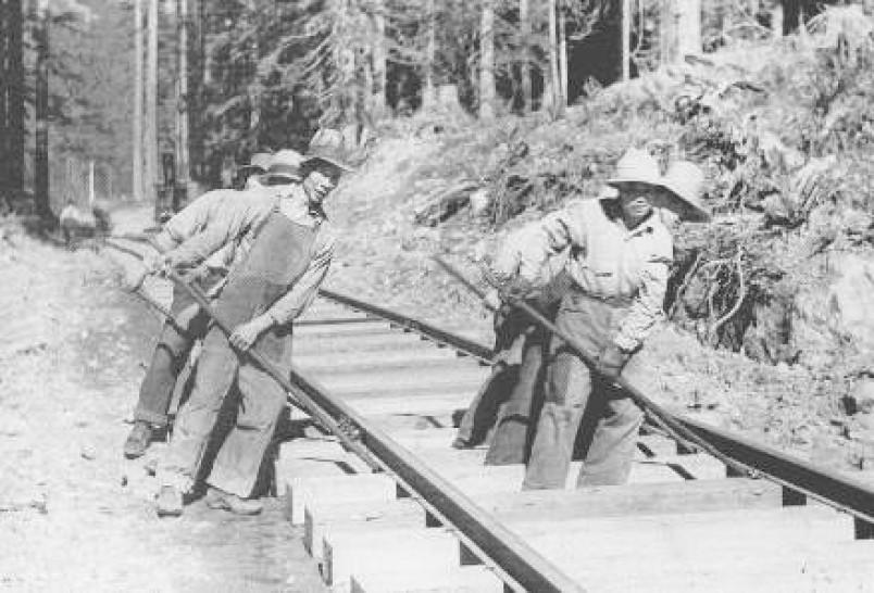華工在美國不隻修了太平洋鐵路 還有這些你想不到的曆史_圖1-3