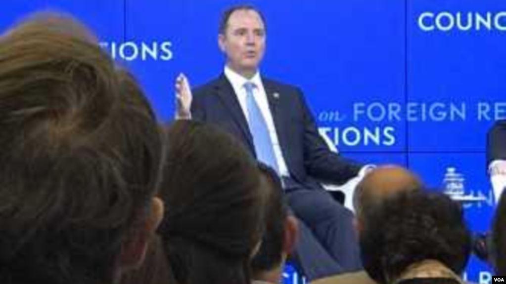"""美众院情报委员会主席:""""老大哥""""在中国就是现实"""
