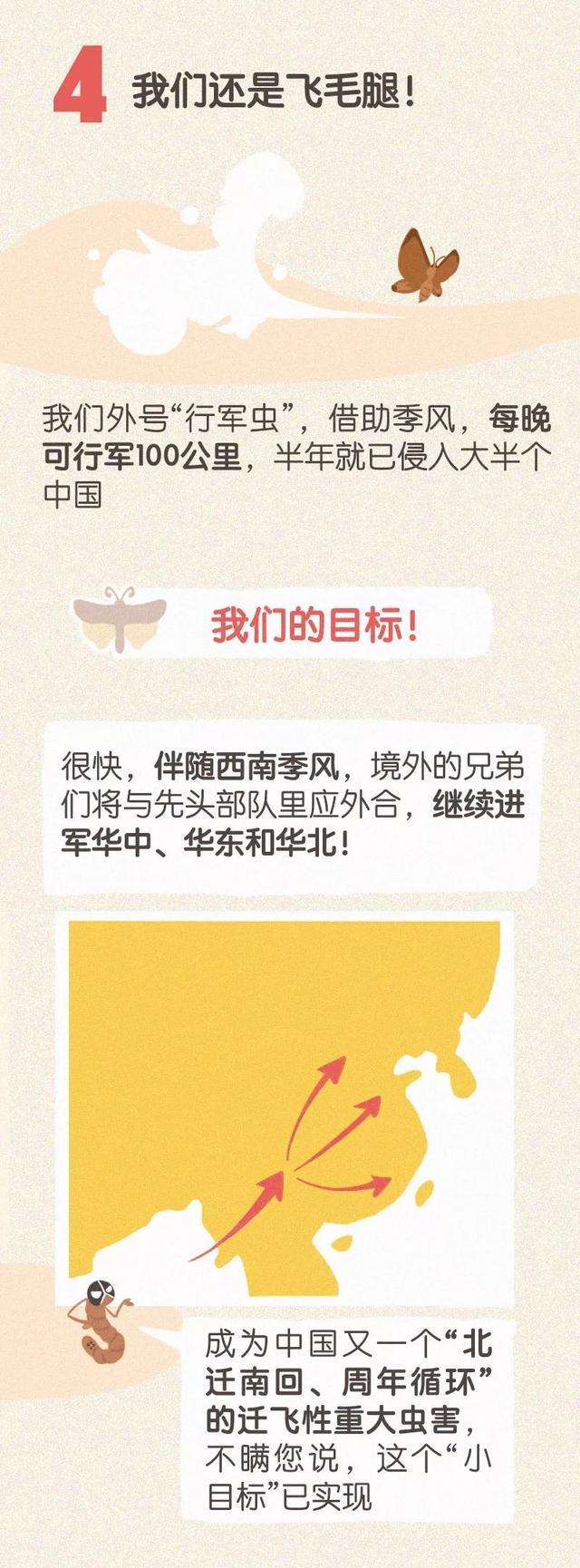 """祸害大半个中国的""""妖蛾子""""被官媒点名:美国飞来的"""