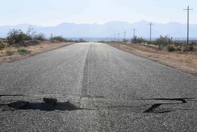 """""""地震的咆哮声比震感更可怕""""――美国加州6.4级地震震中地区见闻"""