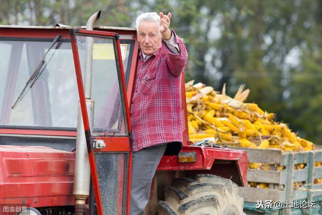 一个县的美国农民就能养活3亿人?美国农业真有这么猛吗?