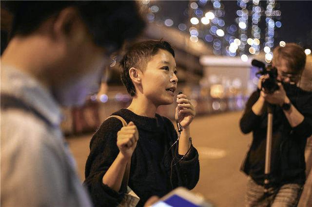 """香港""""油麻地的两万种死法""""导赏团:城市中的边缘人,繁华背后的阴影"""