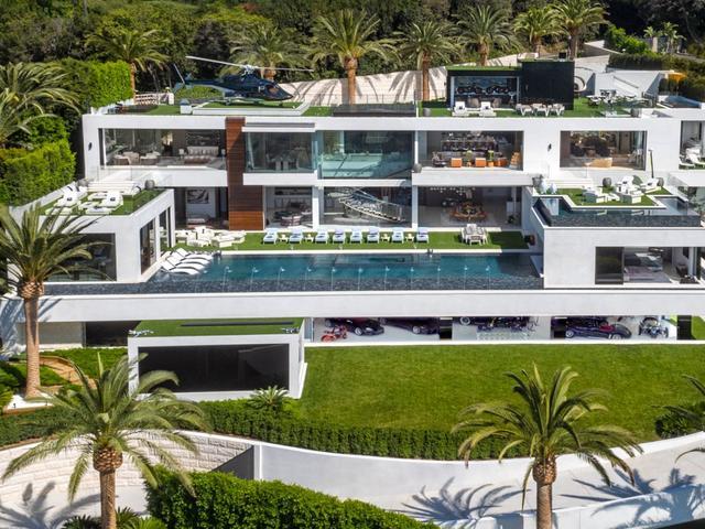 美国富人正在逃离美国房产