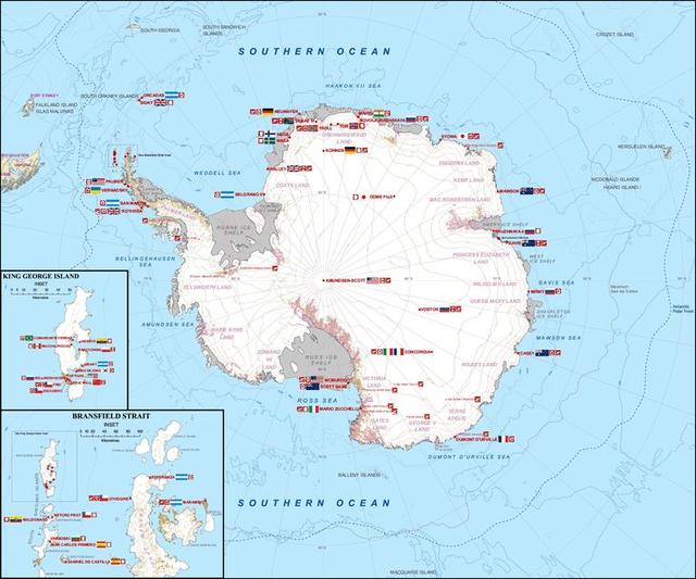 被中国游客挤爆的南极,太南了