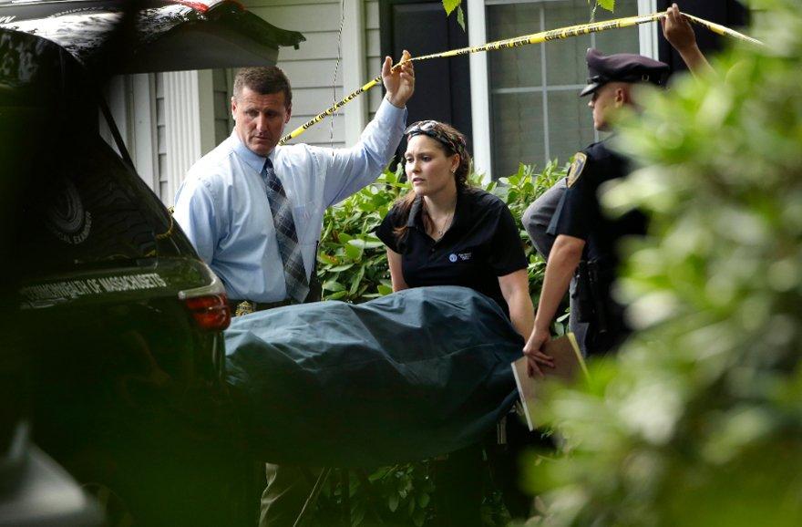 美夫妻和3小孩 全家5人命喪槍下 9歲雙胞胎才過生日