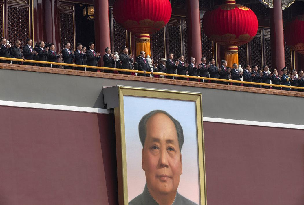 紐時:原來中國想向外界傳達這樣的信息(圖)