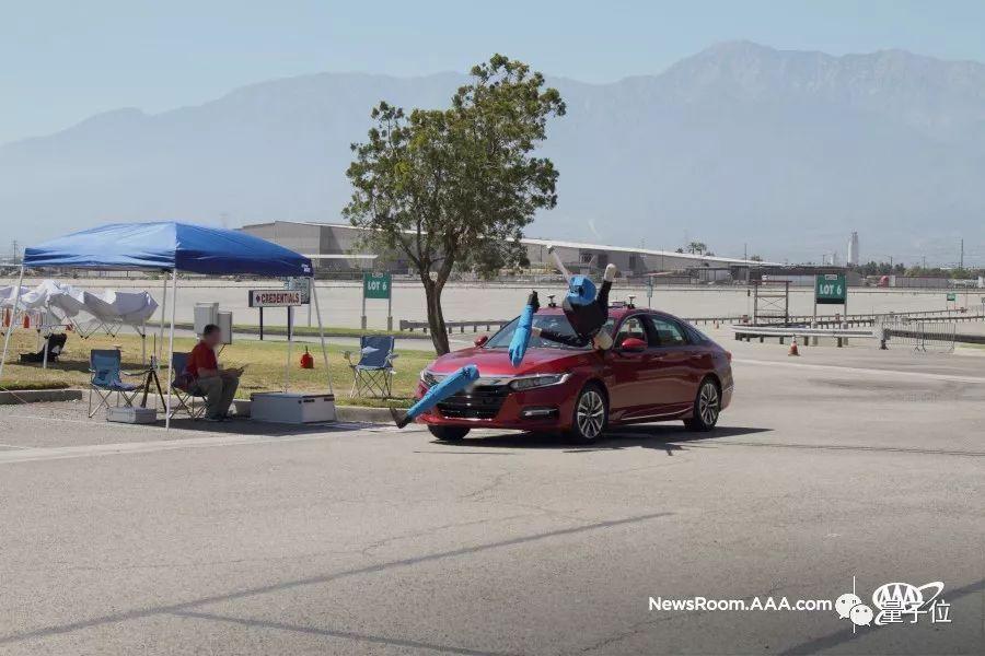 美國汽車協會實測:這一檢測係統都是渣 包括特斯拉(圖)