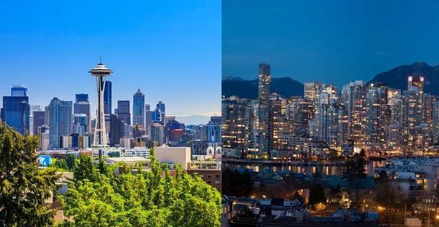 温哥华西雅图签约成立经济共同体!超级湾区呼之欲出