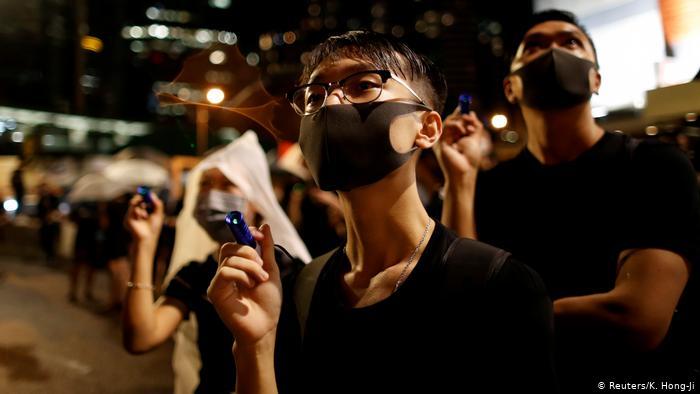 中國下令禁對香港出口這些物品:黑衫、口罩、雨傘…