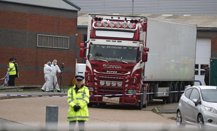 死亡货柜案 比利时检方:遇难者或并非冻死