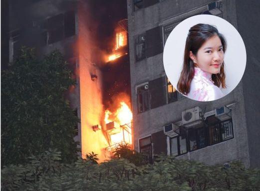 娛樂圈又傳噩耗!26歲女星淩晨家中遇火災,葬身火海不幸離世