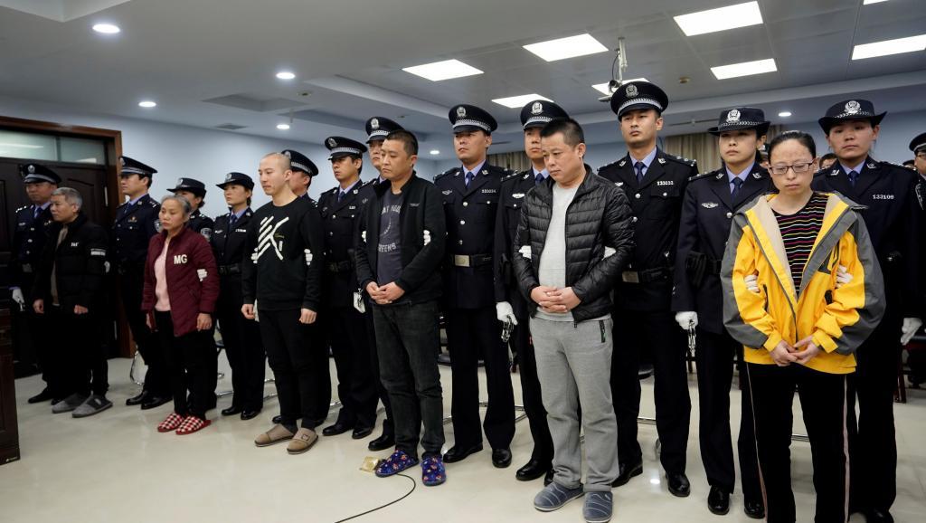 川普高興了:中國河北重懲9人 力度前所未有(圖)