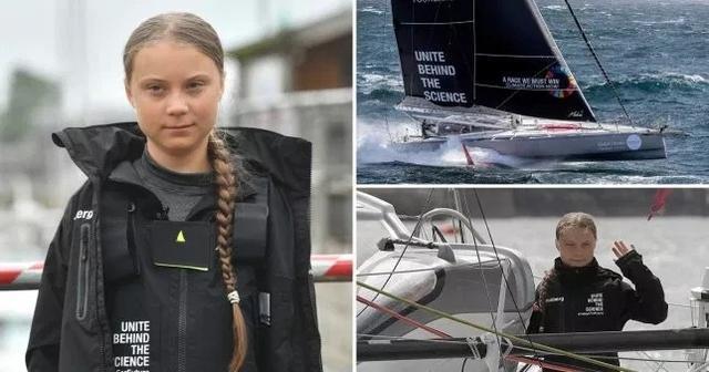"""瑞典环保少女火了后,国外网友流行拿她""""辟邪""""了"""