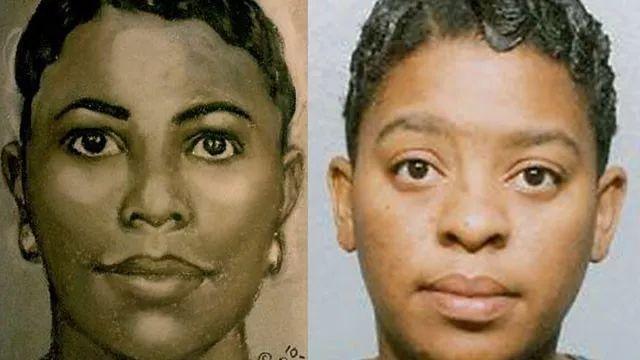 她21歲被強奸,為報仇畫7000多張犯人畫像,抓1266名犯人,很牛逼