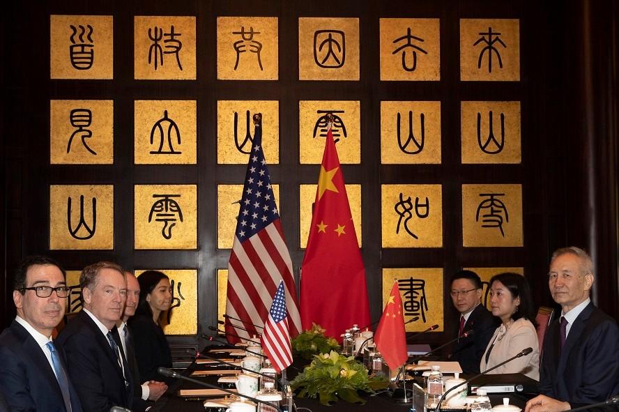 """中國不急川普急 中美貿易協議""""第一階段""""可能會拖到明年_圖1-1"""