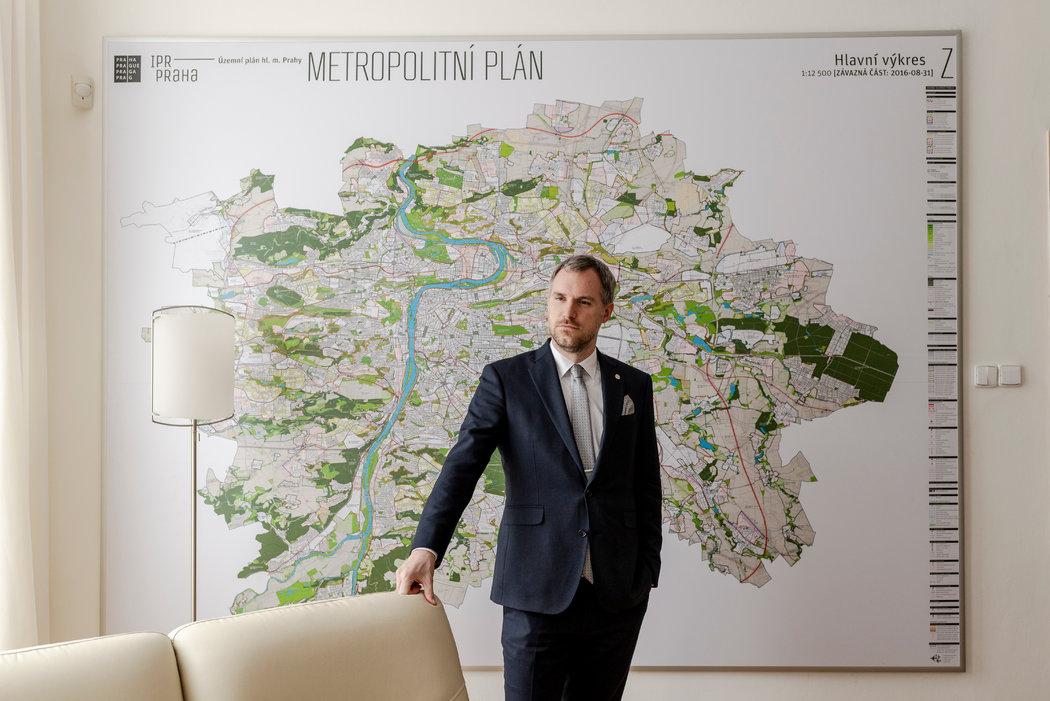 """市長茲德涅克·賀吉普說,姐妹城市協議中的""""一個中國""""宣言將布拉格拖入了外交事務。"""""""