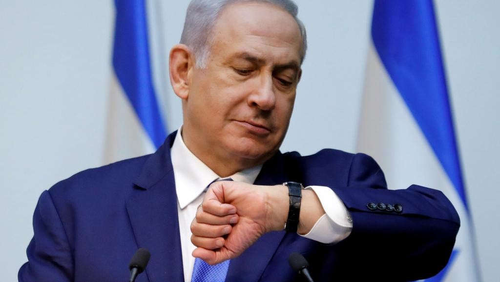 以色列總理內塔尼亞胡資料圖片