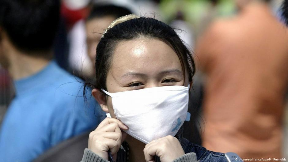 CHINA SARS