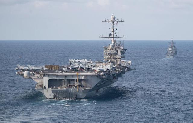 美国和伊朗一旦发生军事冲突,这七个国家大概率会被卷入战争