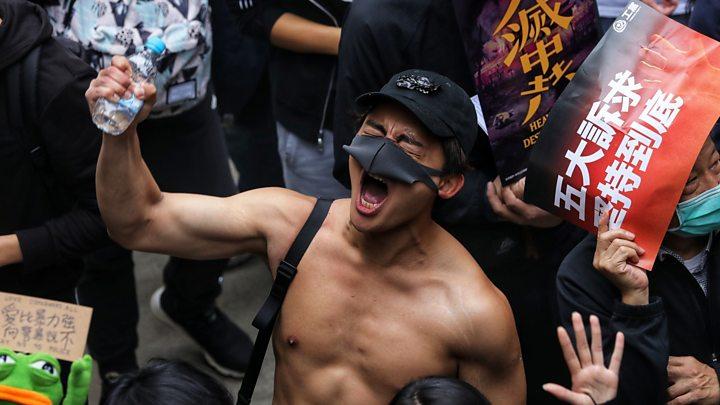 """人權觀察負責人在發表前夕被香港政府""""拒絕入境"""""""