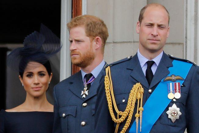 斷絕關係?威廉王子:很難過,不再纏著弟弟(圖)