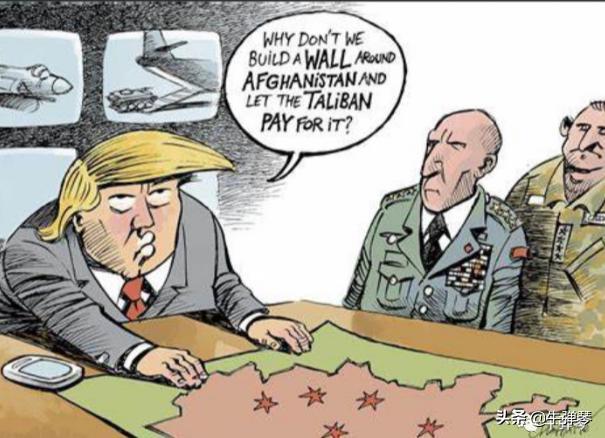 特朗普的考验来了!这一次,美国人的红线真被践踏了