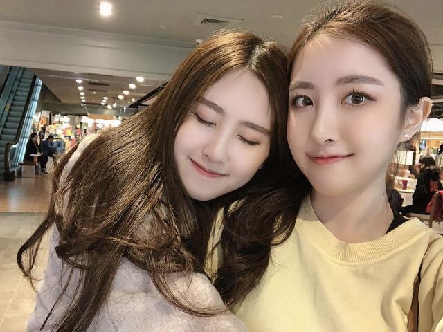 台湾最美双胞胎升级18岁美少女!样貌清纯很女神,还双双考进清华