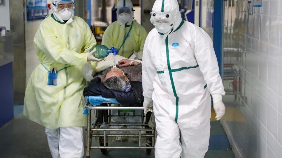 武漢疫情死亡人數破千 27名在華外國人確診 2人死