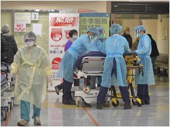 香港一家19人吃火锅,11人确诊感染新冠肺炎(图)