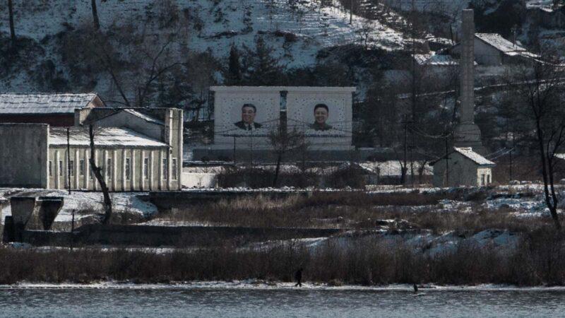 朝鮮通知:若發現中國人越境 就直接擊斃(圖)