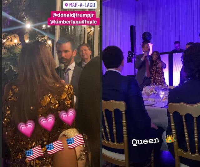 特朗普准儿媳喜迎51岁,生日宴规格高两国总统到场,伊万卡成清流