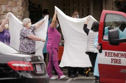 在西雅图,看到了美国如何对待疫情