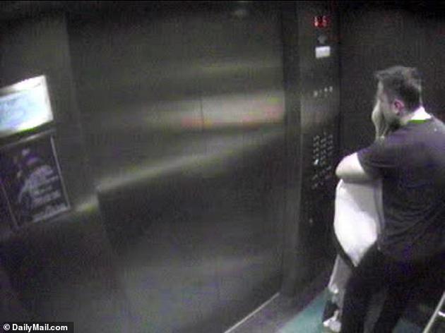 德普妻子被曝婚內出軌特斯拉老板馬斯克,電梯親熱畫麵曝光