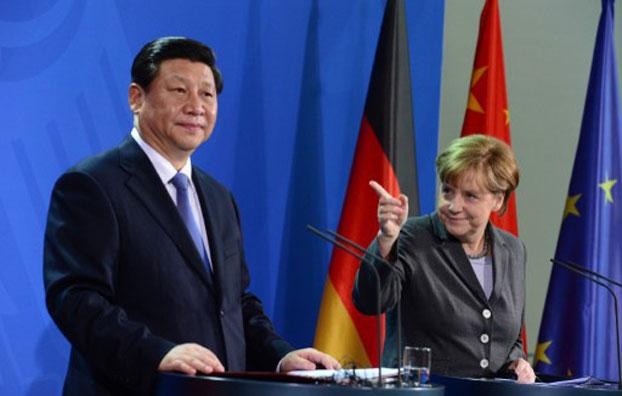 世界各國對中國的經濟依賴 有如嗑藥上癮